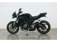 2018 68 TRIUMPH STREET TRIPLE 765 ALL TYPES OF CREDIT ACCEPTED