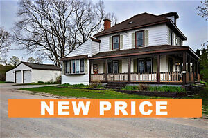 Oro-Medonte - Half Acre, Detached Garage, Great Location & Very