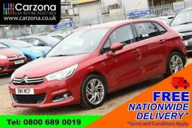 image for 2011 Citroen C4 1.6 EXCLUSIVE E-HDI EGS 5d 110 BHP + FREE DELIVERY + FREE 3 YEAR