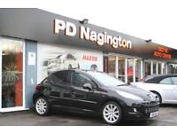 2011 PEUGEOT 207 1.6 HDi 92 Allure + BLUETOOTH + PAN ROOF + PRIVACY + FSH