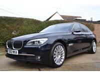 2012 BMW 7 SERIES 3.0 730D SE LUXURY EDITION AUTO SALOON DIESEL