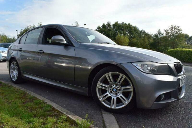 2009 59 BMW 3 SERIES 2 0 318D M SPORT 4D-CRUISE CONTROL-PARKING  SENSORS-CLIMATE | in Warrington, Cheshire | Gumtree