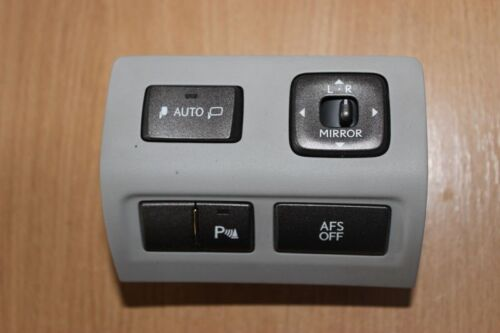 2007 LEXUS LS 460 / MIRRORS CONTROL + PDC + AFS OFF SWITCH UNIT 84870-50460