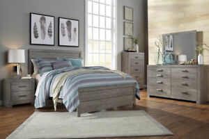 Culverbach 6PC Bedroom Set