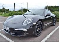 2014 14 PORSCHE 911 3.4 CARRERA PDK 2D AUTO 350 BHP
