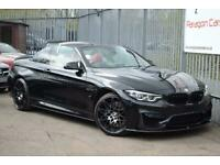 2017 BMW M4 3.0 BiTurbo Competition DCT (s/s) 2dr Convertible Petrol Automatic