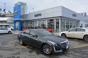 2016 Cadillac CTS 3.6 Luxury Collection