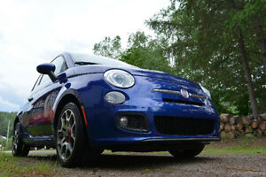 Fiat 500 Sport 2012 Very low KM***