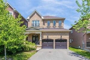 SPACIOUS 4Bedroom Detached House in VAUGHAN $1,378,000 ONLY