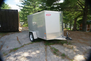 All Aluminum Trailer 5x8