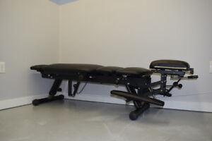 Brand New Chiropractic Tables (JUST 3 MORE LEFT)
