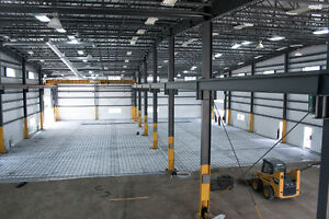 WE ERECT STEEL BUILDINGS IN THE BROCKVILLE AREA
