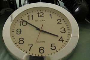 "LARGE (14.5"") MODERN WALL CLOCK FOR SALE!"