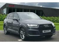 2018 Audi Q7 Black Edition 3.0 TDI quattro 272 PS tiptronic Estate Diesel Automa