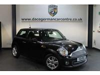 2011 11 MINI HATCH COOPER 1.6 COOPER 3DR AUTOMATIC 122 BHP