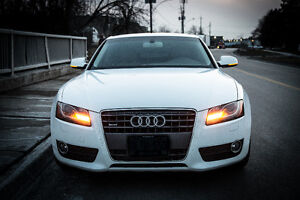 2012 Audi A5 Coupe (2 door) female driven