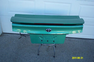 1998 Toyota Paseo Trunk Lid