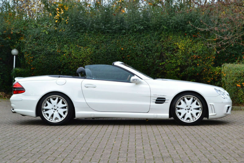 2003 mercedes benz sl500 v8 sl63 amg body styling lhd for 2003 mercedes benz sl55