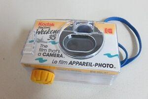 Caméra 35mm sous marine
