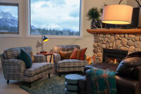 RUNDLE GALLERY | CANMORE VACATION RENTAL | WINTER ON SALE