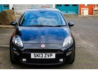Fiat Punto T-Jet Black