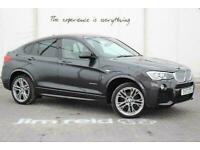 2017 BMW X4 Xdrive30d M Sport Coupe Diesel Automatic