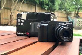 Panasonic Lumix GX80 + Lumix G 25mm f/1.7
