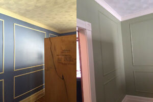 Inside & Outside Painting, Drywall Repair, Flooring, Fences Cornwall Ontario image 10