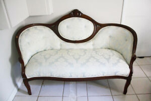 Vintage Love Seat Couch