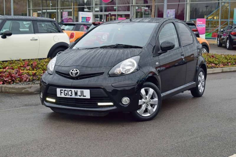 2013 Toyota Aygo Toyota Aygo 10 Fire 5dr Ac In Rotherham South