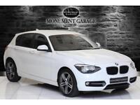 2013 BMW 1 Series 118d Sport 5dr 5 door Hatchback