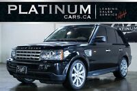 2008 Land Rover Range Rover Sport SUPERCHARGED/ NAVIGATION