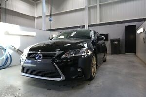 2015 Lexus CT 200h B-Pack with sunroof Hatchback