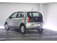 2014 Volkswagen UP 1.0 (75ps) High 5-Dr Petrol silver Manual