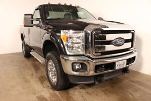 Ford Super Duty F-350 SRW Reg Cab ** Boite 8' ** Attache Pelle a