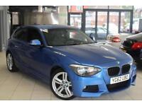 2012 62 BMW 1 SERIES 2.0 116D M SPORT 3D 114 BHP DIESEL