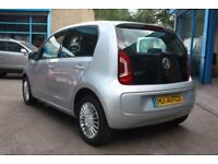 2013 13 VOLKSWAGEN UP 1.0 HIGH UP 5DR 74 BHP