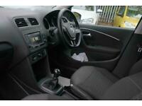 2016 Volkswagen POLO HATCHBACK 1.2 TSI Match 5dr Hatchback Petrol Manual