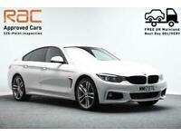 2017 17 BMW 4 SERIES 3.0 435D XDRIVE M SPORT GRAN COUPE 4D 309 BHP DIESEL