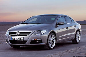 2009 Volkswagen CC Sedan,Looking for a 2009 or newer car