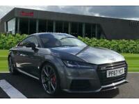 2018 Audi TT Coup- Black Edition 2.0 TFSI quattro 310 PS S tronic Semi Auto Coup