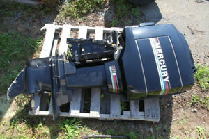 FOR SALE 115HP MERCURY OUTBOARD FOR PARTS