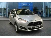 2016 Ford Fiesta 1.0 EcoBoost Zetec 5dr- Bluetooth, LED Day Time Running Lights,