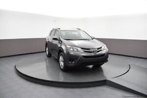 2015 Toyota RAV4 LE FWD SUV LOW KM!