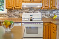 Whirlpool Gold Self Cleaning Ceramic Top Stove