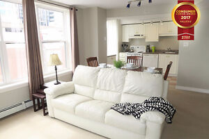 Available Now- Furnished One and Two Bedroom Suites in Halifax