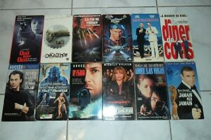 FILMS DIVERS VHS VERSION FRANCAISE (8F)