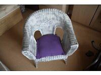 Bedroom Wicker & Bamboo Chair