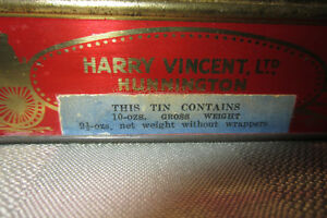Vintage Candy Tin The Old Curiosity Shop London Ontario image 2