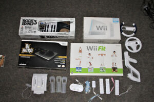 Ensemble complet Wii
